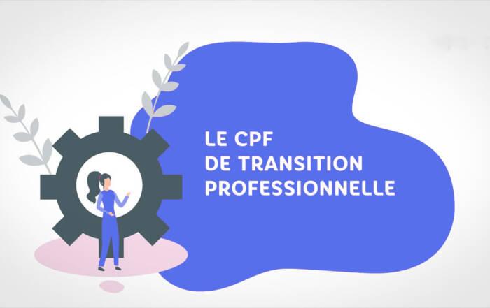 obtenir le cpf de transition professionnel